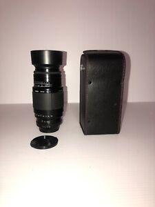 Sigma-DL-Zoom-75-300mm-1-4-5-6-Camera-lens-Nikon-Mount-Manual-Focus-vintage-SLR