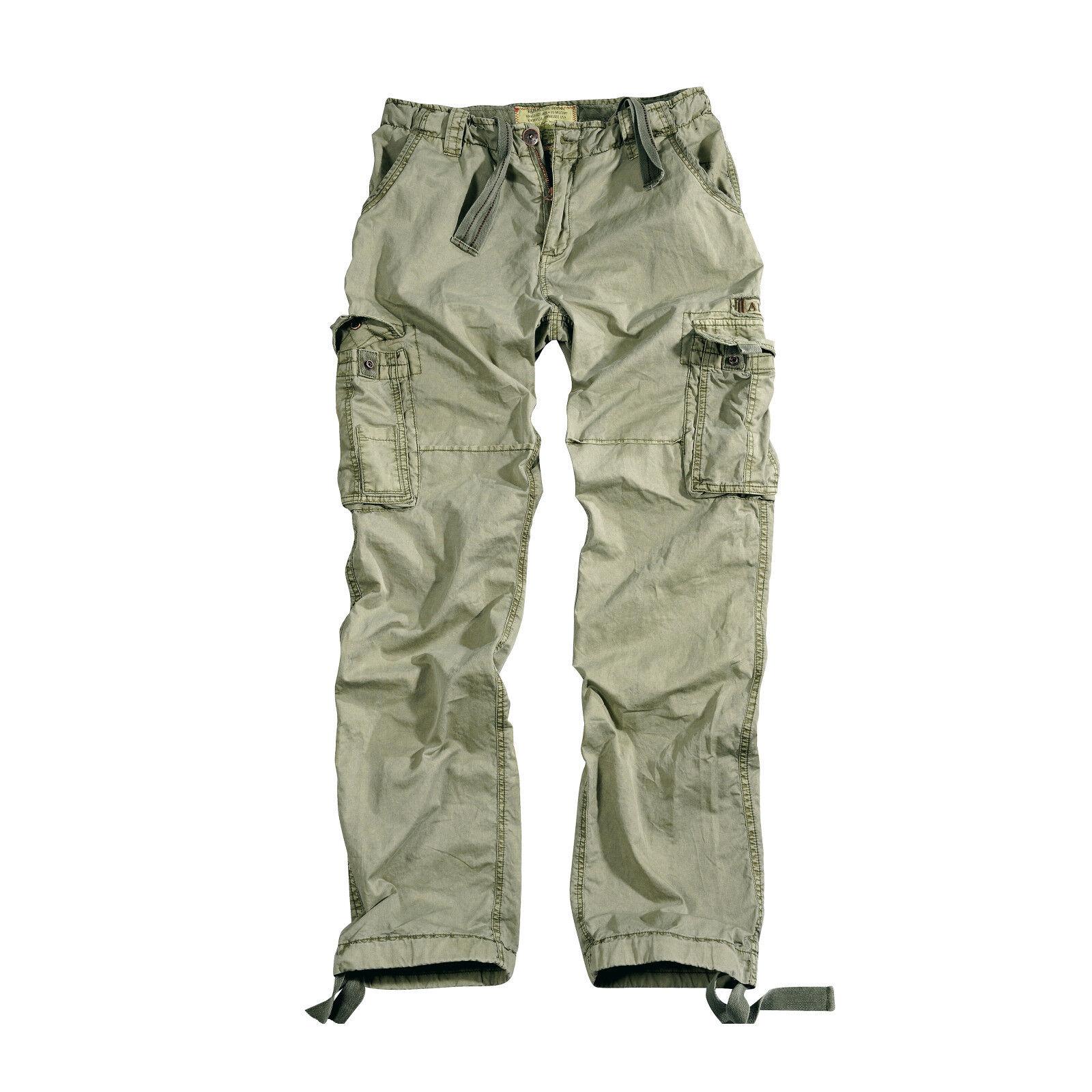 Pantalon Alpha Cargo Vert Pant Jet Industries Olive Pantalon TBRxfqwBI