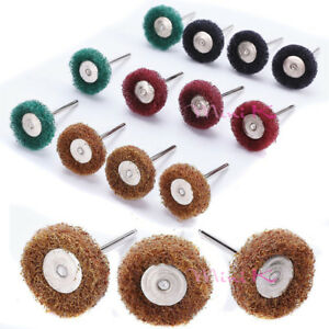 25mm-Scouring-pad-Abrasive-Wheel-Buffing-Polishing-Wheel-For-Rotary-Tools-Kit