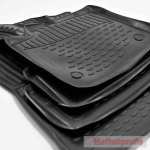 3D Gummimatten Gummifußmatten passend für Renault Captur II ab Bj. 2020 Nov