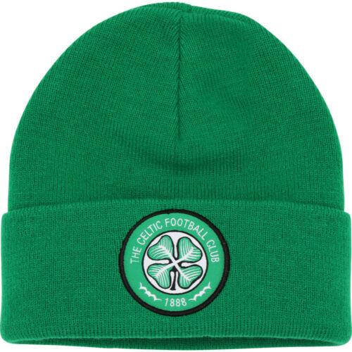 Kid Bambini Bambino Ufficiale Celtic FC Football Club Inverno Caldo Cappello Beanie