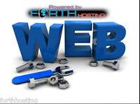 2 Year 5 Websites Unlimited Web Hosting Free Software Bundle & Website Templates