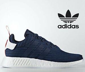 ⚫ Adidas Originals NMD R2 Primeknit PK