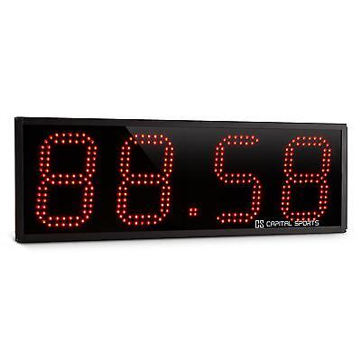 CAPITAL SPORTS SPORT TIMER LED FITNESS CROSSFIT TABATA STOPPUHR TRAINING WORKOUT