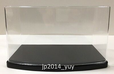 Funko Pop Size Clear Box Figure Case Stand Collection Interior Accessories New