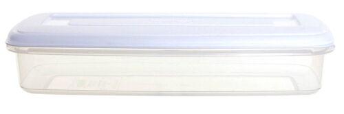 Bacon Boîte sandwich baignoire micro-ondes et congélateur 285 mm x 115 mm x 60 mm Whitefurze