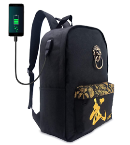 School-Backpack-Laptop-Backpack-Stylish-Travel-Computer-Bag-USB-Charging-Po