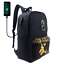 School-Backpack-Laptop-Backpack-Stylish-Travel-Computer-Bag-USB-Charging-Po miniature 1