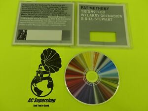 Pat-Metheny-trio-99-00-Larry-Grenadier-Bill-Stewart-CD-Compact-Disc