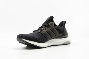 7127412c60c NEW Adidas Originals Ultra Boost 3.0 in Core Black Grey BA8842