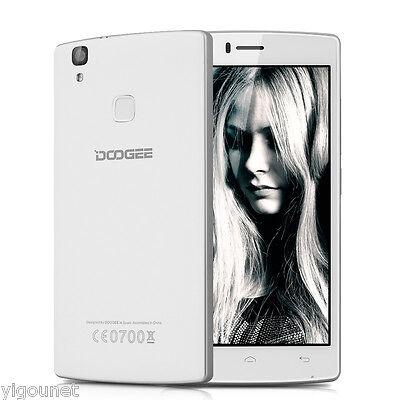 DOOGEE X5 MAX Pro 4G Smartphone Android 6.0 5.0'' 2GB+16GB 8MP Quad Core Móvil