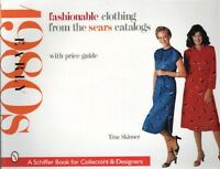 Fashionable Clothing From The Sears Catalog Early 1980s