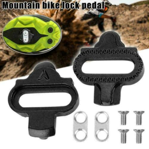 Bike Cleats Spinning Indoor Cycling /& Mountain Bike For Shimano Cleat Set A3P1