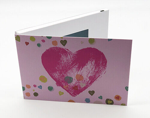 """Recordable Video Love You Card 4/"""" HD Screen 256mb"""