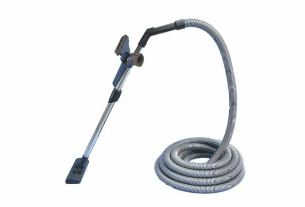 HOSE KIT 12M FOR VACTRON DUCTED VACUUM CLEANER  WITH ROD, FLOOR HEAD + BONUS