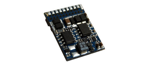 ESU 54614 LokPilot v4.0, 2 PEZZI mm DCC SX, interfaccia 21mtc NUOVO OVP
