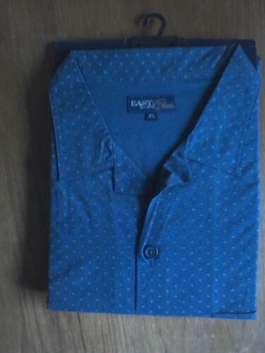 pigiama Xl verde Mens acqua classica facile blu Matalan cotone 100 collezione Bn TOIwqw