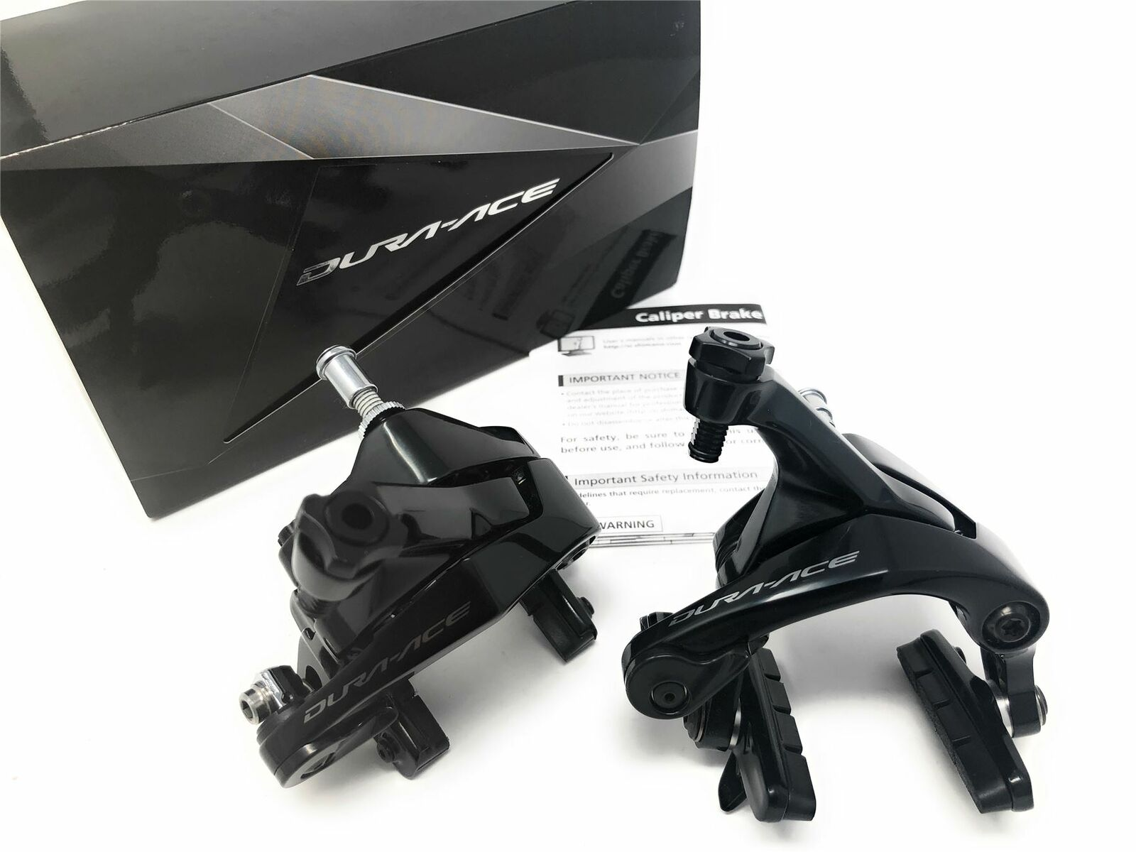 NEW Shimano Dura Ace 11s BR-R9100 IBRR9100I49 SLR Front & Rear Brake Caliper Set