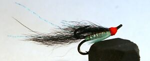 ICE-FLIES-Salmon-Fly-Haugur-Treble-Hook-3-pack-Pick-a-size