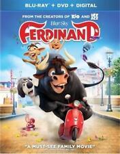 Ferdinand (Blu-ray/DVD, 2018)
