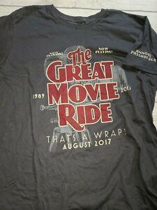 Disney-Hollywood-Studios-Great-Movie-Ride-Annual-Passholder-T-Shirt-2XL-XXL-NWT