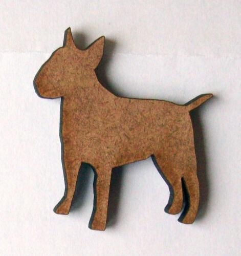 MDF en bois chien pet Laser Cut Out formes pour Craft Making Décoration embellir