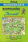 Ruhpolding - Inzell 1 : 35 000. Fritsch Wanderkarte (2012, Mappe)
