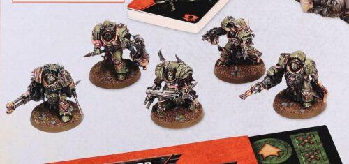 Death Guard Kill Team Warhammer 40K 12029 Games Workschop The Dolorous Strain