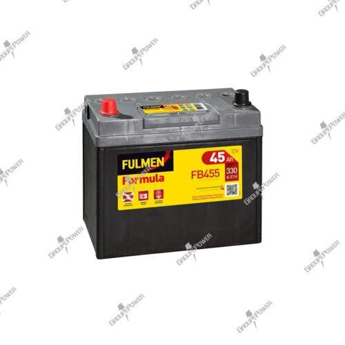Batterie Start-Up Auto FULMEN FB455 12v 45ah 330A 237x127x227mm