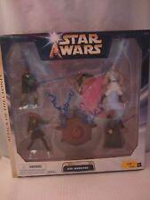 Star Wars  Attack of the Clones  Jedi Warriors  NIB  (316DJ^ ) 26720