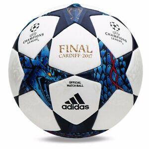 Details zu adidas Finale CDF OMB Champions League Finale Cardiff 2017 Spielball Matchball