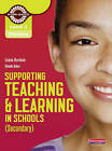 Diploma Supporting Teaching and Learning in Schools, Secondary, Candidate Handbook: The Teaching Assistant's Handbook: Level 3 by Louise Burnham, Brenda Baker (Paperback, 2011)
