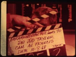 Star-Trek-TOS-35mm-Film-Clip-Be-Last-Battlefield-Clapper-Board-Sickbay-3-15-10