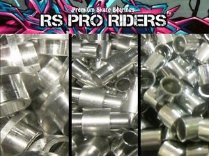 ALL-TYPES-OF-WHEEL-BEARING-SPACERS-SKATEBOARD-SCOOTER-QUAD-ROLLER-INLINE-SKATE