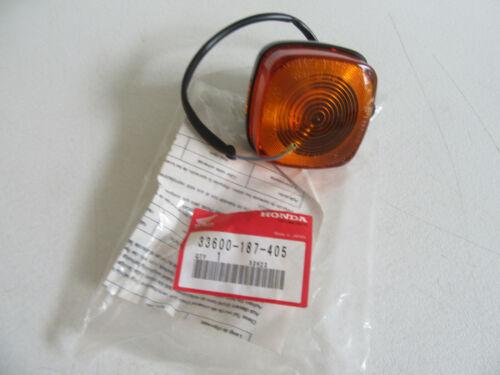 Genuine Honda 1982 1983 C70 84-86 OEM RIGHT REAR Turn Signal Light Indicator