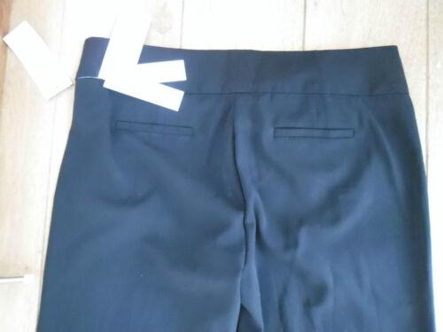 Kenneth Cole AMANDA SMART Tailored Suit Pantaloni Lavoro Formale Nero Marrone Grigio