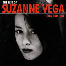 The Best of Suzanne Vega: Tried and True by Suzanne Vega (CD, Sep-1998, A&M)