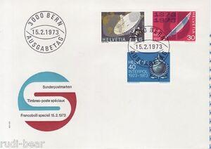 Schweiz-Nr-988-90-FDC-Werbemarken