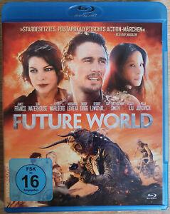 Futureworld Bluray Neuwertig Milla Jovovich James Franco Suki Waterhouse