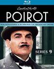 Agatha Christie S Poirot Series 9 Blu Ray Region 1