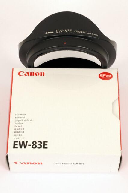 CANON paresoleil EW-83E pour EF-S 10-22, EF 16-35, EF 17-40