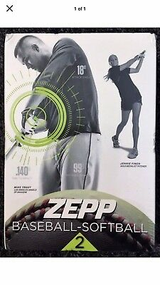*NEW SEALED* Zepp Baseball-Softball 2 3D Swing Analyzer