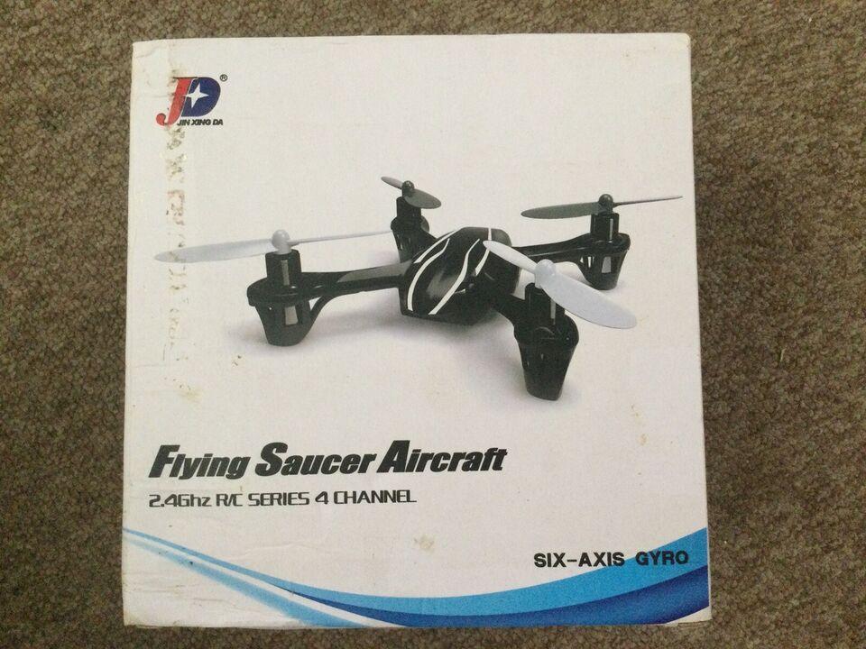 Droner, Symo X5C + UFO 4D