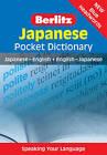 Berlitz: Japanese Pocket Dictionary by Berlitz Publishing Company (Paperback, 2008)