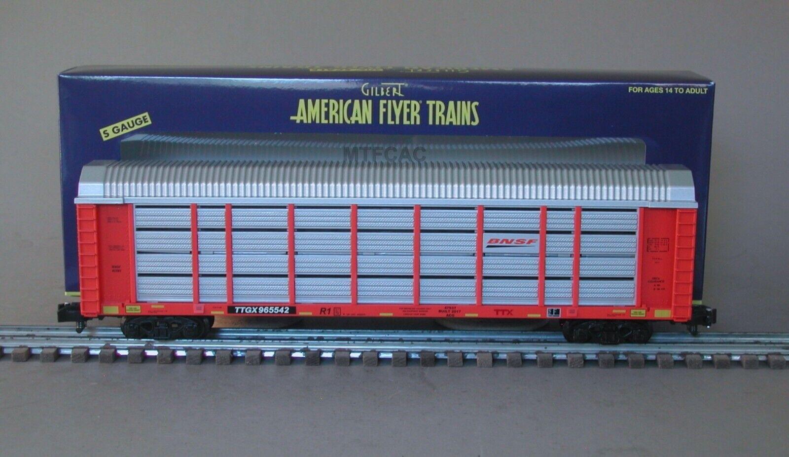 American Flyer 6-47937 BNSF Auto autorier by Lionel TTGX 965542