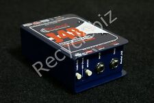 NEW! Radial Engineering J48 Phantom Powered Active Direct DI Box