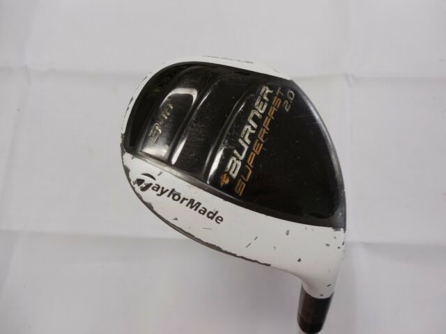 Used TaylorMade Burner SuperFast 2.0 3h 18* Hybrid Graphite Regular Flex