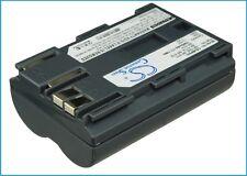 Battery for Canon MV600 DM-MV100X EOS 30D Optura 10 MVX100i MV650i ZR25 FV400 MV