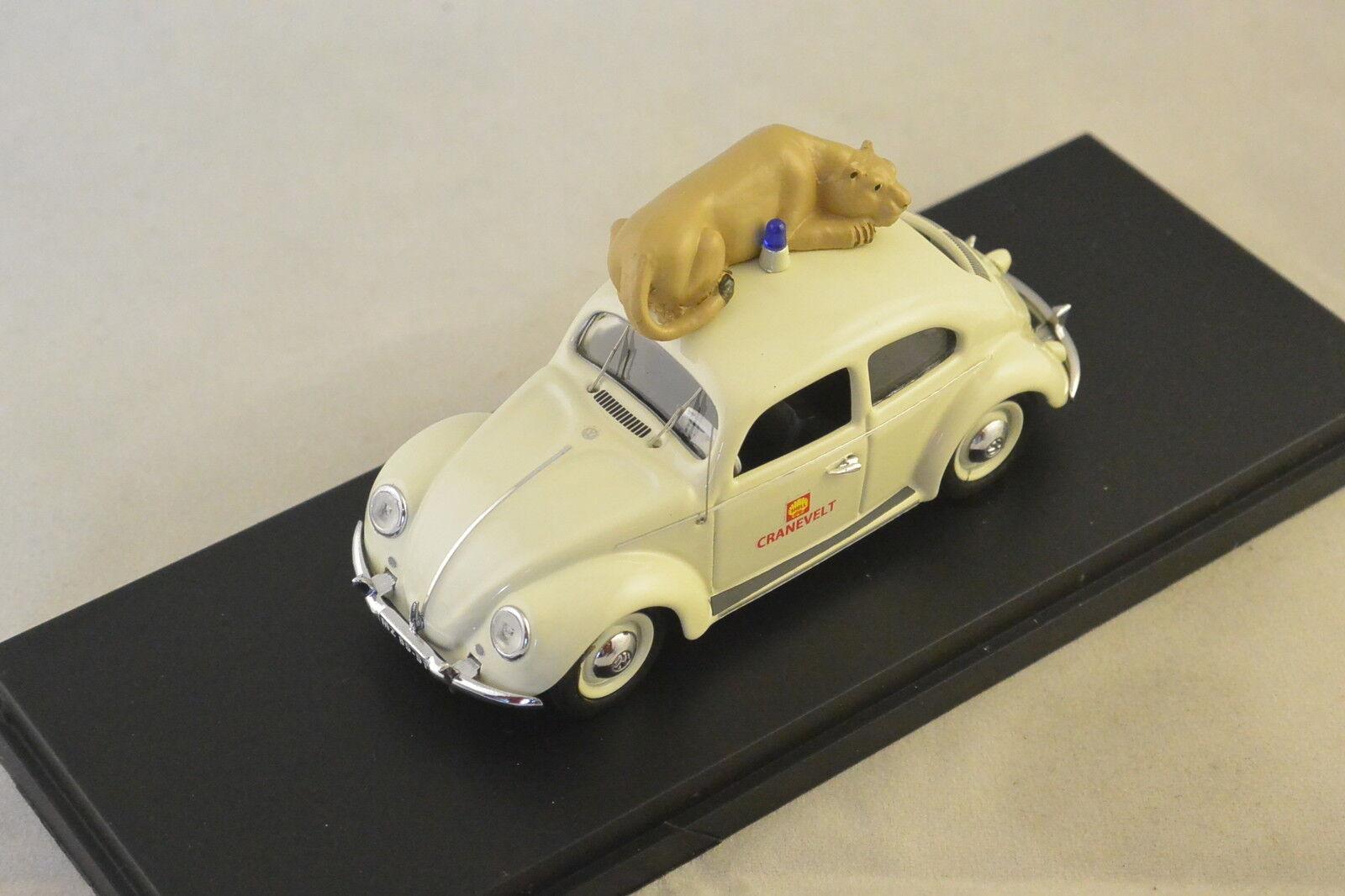 Rio 4412.P Volkswagen Coccinelle VW Zoo d'Arnheim (Pays-Bas) 1965   1/43 | Large Sélection