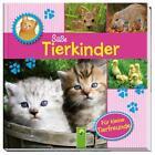 Süße Tierkinder von Sabine Nielsen (2015, Gebundene Ausgabe)